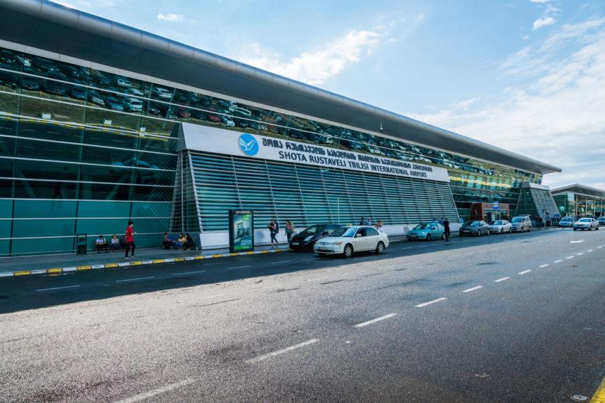 -Tbilisi Airport